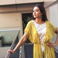Actress Catherine Tresa Latest Hot Photoshoot Stills