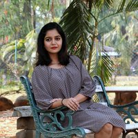 Actress Swathi Reddy at Thiri Movie Audio Launch Photos