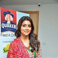 Shriya Saran - Quaker and Smile Foundation's 'Feed A Child' Event Stills | Picture 1493845