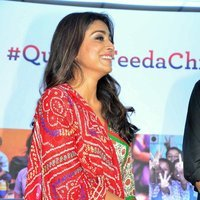 Shriya Saran - Quaker and Smile Foundation's 'Feed A Child' Event Stills | Picture 1493847