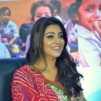 Shriya Saran - Quaker and Smile Foundation's 'Feed A Child' Event Stills | Picture 1493859
