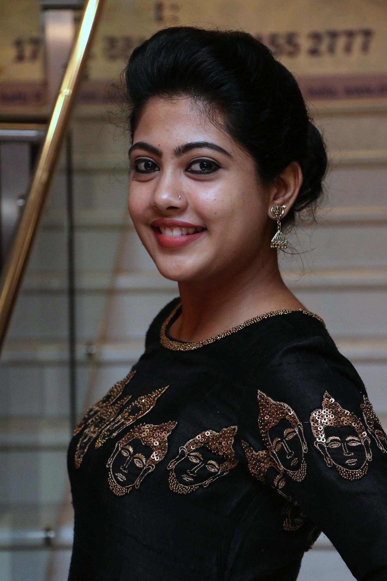 Actress Nayana at Jetlee Movie Teaser Launch Photos