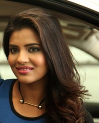 Actress Aishwarya Rajesh at G Spot Web Series Launch | Picture 1521693