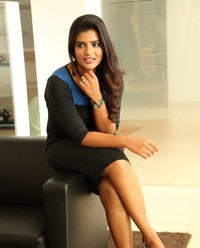 Actress Aishwarya Rajesh at G Spot Web Series Launch | Picture 1521697
