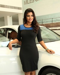 Actress Aishwarya Rajesh at G Spot Web Series Launch | Picture 1521688