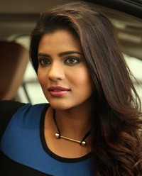 Actress Aishwarya Rajesh at G Spot Web Series Launch | Picture 1521692