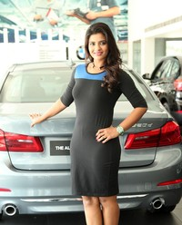 Actress Aishwarya Rajesh at G Spot Web Series Launch | Picture 1521679