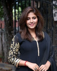 Anjali  - Taramani Thanks Giving Meet Photos