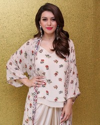 Actress Hansika Motwani at Toni and Guy Essensuals Salon Launch Photos Gallery