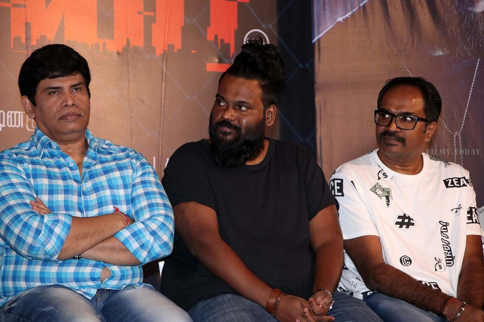 Satya Movie Press Meet Photos
