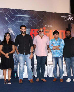 Satya (2017) - Satya Movie Press Meet Photos