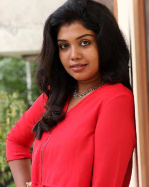 Actress Riythvika Photos at Torchlight Press Meet | Picture 1550469