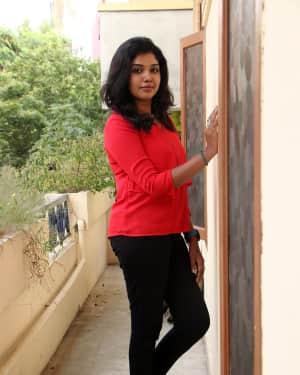 Actress Riythvika Photos at Torchlight Press Meet | Picture 1550462