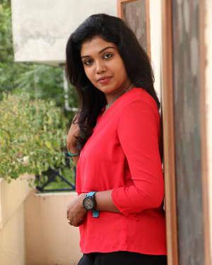 Actress Riythvika Photos at Torchlight Press Meet | Picture 1550464