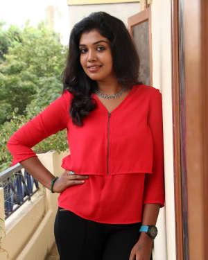 Actress Riythvika Photos at Torchlight Press Meet | Picture 1550472