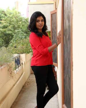 Actress Riythvika Photos at Torchlight Press Meet | Picture 1550461