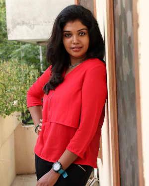 Actress Riythvika Photos at Torchlight Press Meet | Picture 1550468