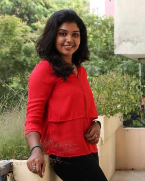 Actress Riythvika Photos at Torchlight Press Meet | Picture 1550456