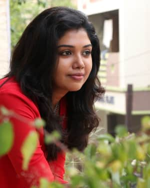 Actress Riythvika Photos at Torchlight Press Meet | Picture 1550473