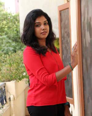 Actress Riythvika Photos at Torchlight Press Meet | Picture 1550463
