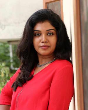 Actress Riythvika Photos at Torchlight Press Meet | Picture 1550467