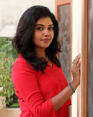 Actress Riythvika Photos at Torchlight Press Meet | Picture 1550459