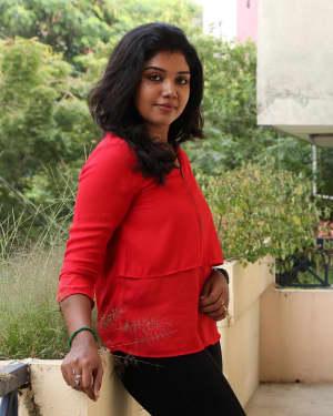 Actress Riythvika Photos at Torchlight Press Meet | Picture 1550455