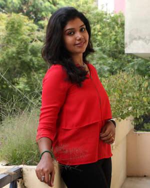 Actress Riythvika Photos at Torchlight Press Meet | Picture 1550454