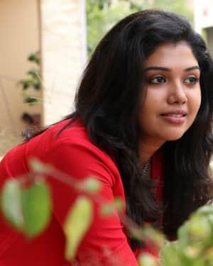 Actress Riythvika Photos at Torchlight Press Meet | Picture 1550474