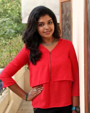 Actress Riythvika Photos at Torchlight Press Meet | Picture 1550470