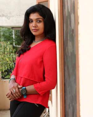 Actress Riythvika Photos at Torchlight Press Meet | Picture 1550466
