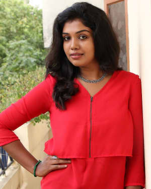 Actress Riythvika Photos at Torchlight Press Meet | Picture 1550471