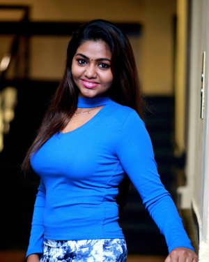 Actress Shalu Shamu during Thiruttu Payale 2 Promotion Photos