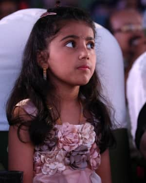 Nainika - Bhaskar Oru Rascal Movie Audio Release Event Photos