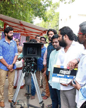 Eedili - Eedili Tamil Movie Pooja and Launch Photos