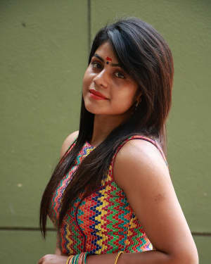 Niharika - Eedili Tamil Movie Pooja and Launch Photos