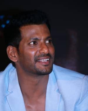 Vishal Krishna - Irumbu Thirai Movie Audio Launch Photos