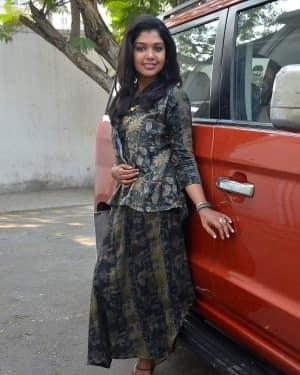 Riythvika - Onaaigal Jaakiradhai Movie Press Meet Photos | Picture 1555744