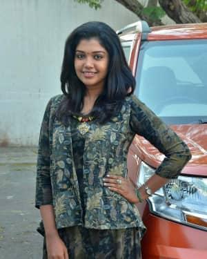 Riythvika - Onaaigal Jaakiradhai Movie Press Meet Photos | Picture 1555742