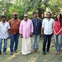 Marikar Arts Production No 1 Pooja Stills