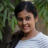 Actress Chandini at Ennodu Vilayadu Movie Press Meet Photos