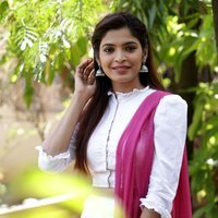 Actress Sanchita Shetty at Ennodu Vilayadu Movie Press Meet Photos
