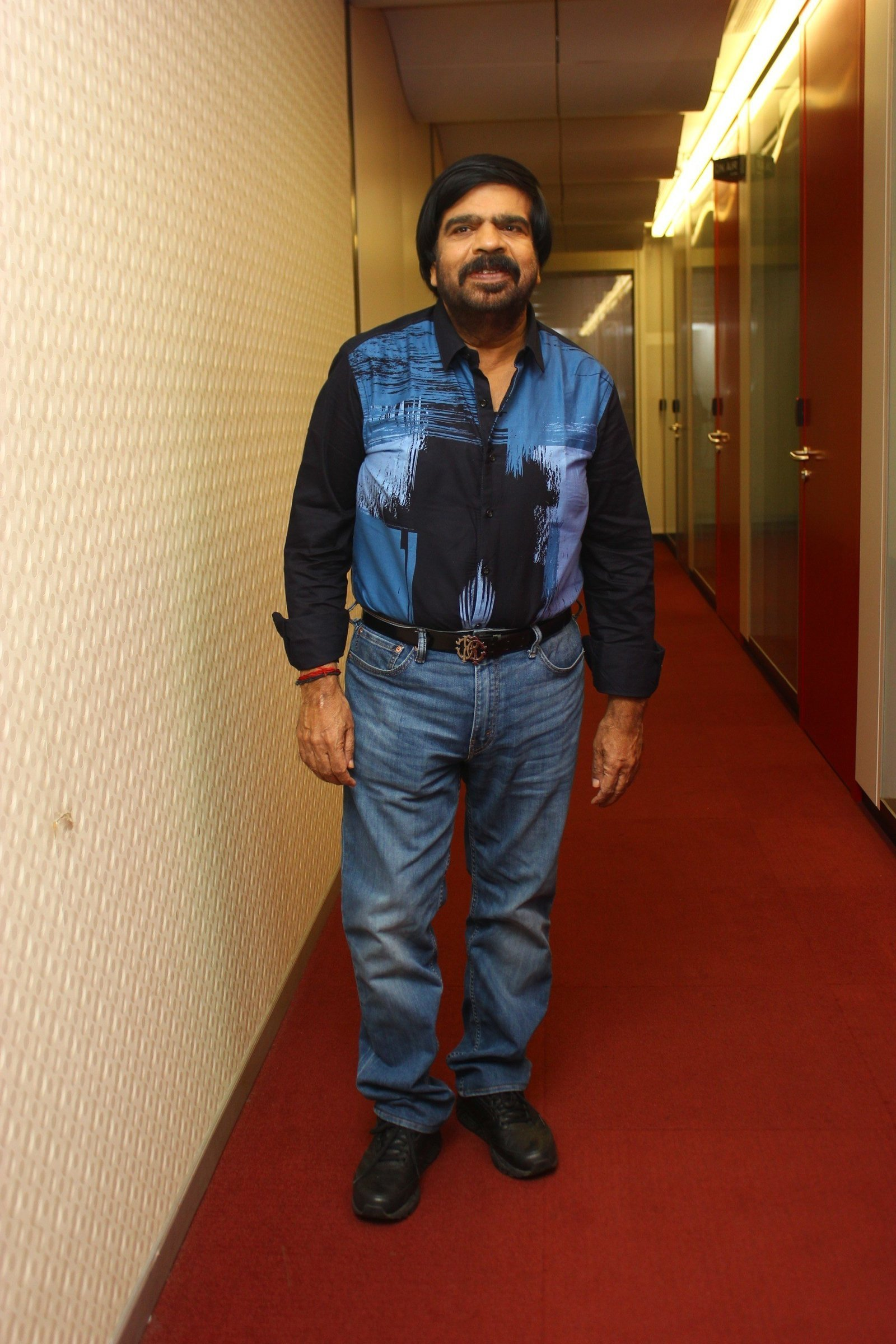 T. Rajendar @ Kavan Movie Audio Launch Photos