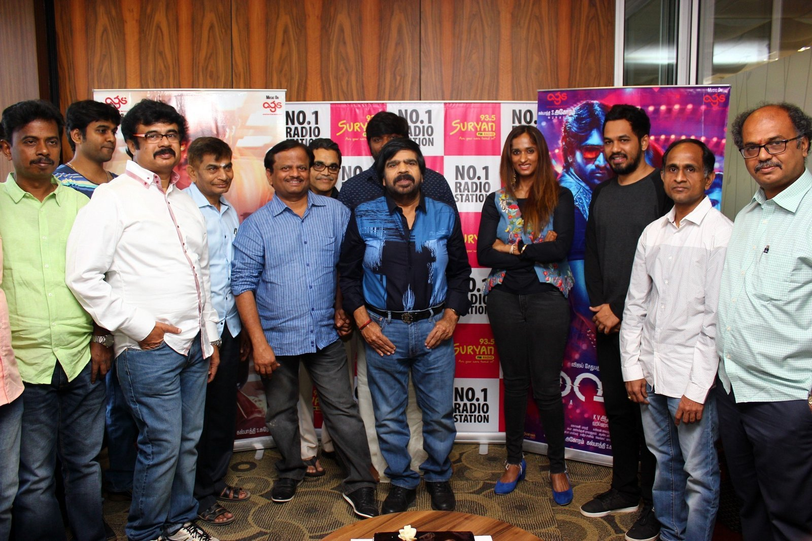 Kavan Movie Audio Launch Photos
