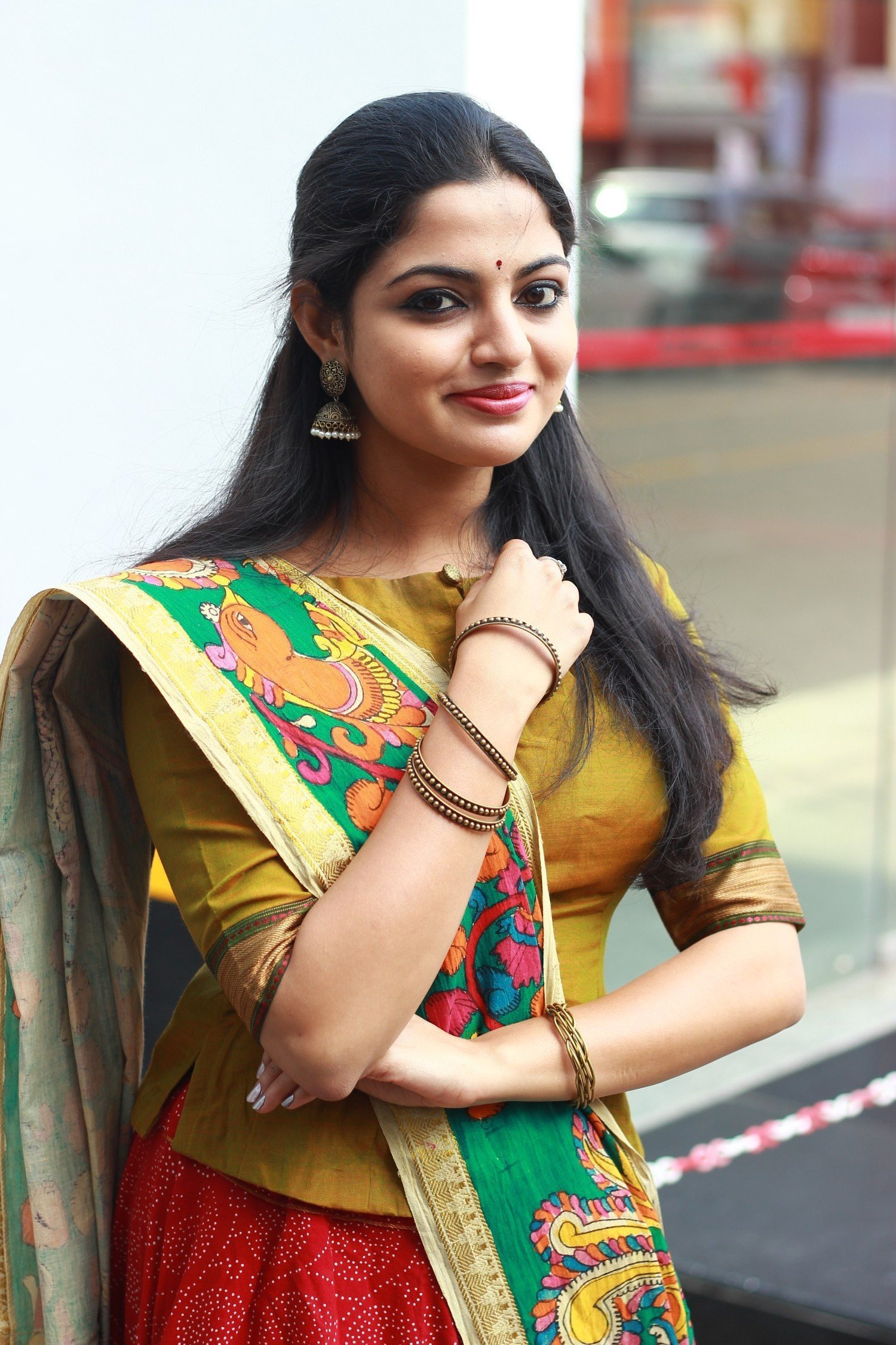 Nikhila Vimal @ Panjumittai Audio and Trailer Launch Stills