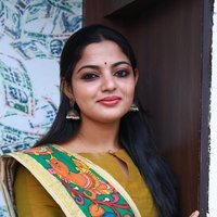 Actress Nikhila Vimal Looking Beautiful at Panjumittai Movie Audio Launch Stills | Picture 1473065