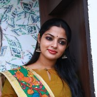 Actress Nikhila Vimal Looking Beautiful at Panjumittai Movie Audio Launch Stills | Picture 1473071