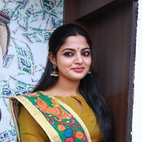 Actress Nikhila Vimal Looking Beautiful at Panjumittai Movie Audio Launch Stills | Picture 1473064