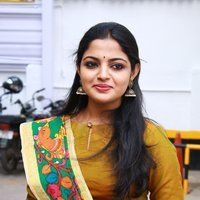 Actress Nikhila Vimal Looking Beautiful at Panjumittai Movie Audio Launch Stills | Picture 1473055