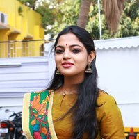 Actress Nikhila Vimal Looking Beautiful at Panjumittai Movie Audio Launch Stills | Picture 1473060